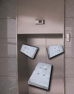 Gueuse ascenseur PIERISOL
